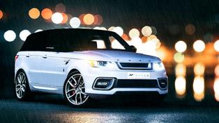 kahn's spectacular range rover sport hse 400 luxury edition