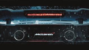 Hear the new McLaren 675LT Roar! [VIDEO]