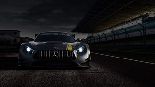 take first look at the mercedes-amg gt3!