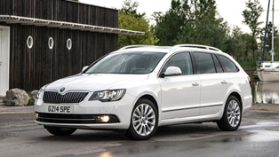Skoda Updates Superb SE Business Model
