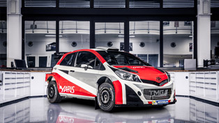 toyota returns to fia world rally championship with yaris wrc car [video]