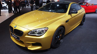 see the glory of the 2015 bmw m6 in motion [video]