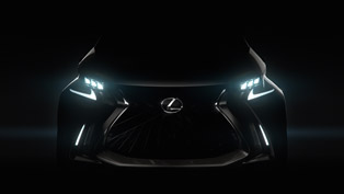 Lexus Tweets a Teaser Image of Its LF SA Concept By Mistake!
