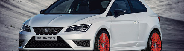 Could This be Seat's Fastest-Ever Production Car?
