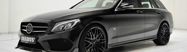 Brabus Creates the Perfect Mercedess C-Class Wagon