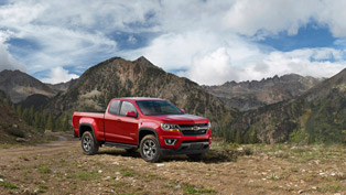 Chevrolet Shows Colorado Trail Boss Edition in Cleveland [VIDEO]