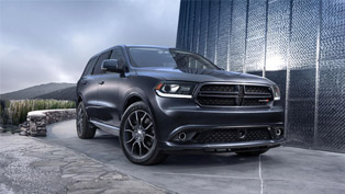 Dodge Equips Durango R/T with more Nappa