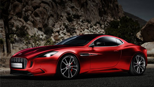 Henrik Fisker Shows-Off with Vanquish Based Thunderbolt Concept