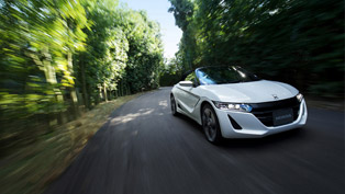 Honda Releases Bullet-Fast Concept Called S660