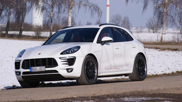 Kaege Reinterprets the Porsche Macan S [VIDEO]