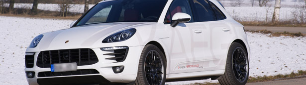 Kaege Reinterprets the Porsche Macan S [VIDEO]