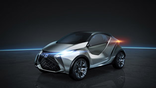 Lexus LF-SA Concept is Tiny but Revolutionary [VIDEO]
