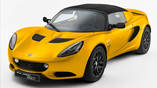 Lotus Celebrates Elise with Anniversary Special Edition