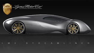 LM2 Streamliner Supercar with Premiere in New York