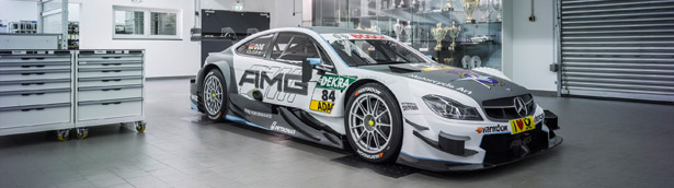 Mercedes-AMG Collaborate with MV Agusta for the DTM Race Car
