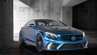 mansory with another 1000 hp s-class project called diamond edition