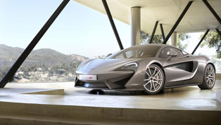 McLaren Reveals 570S Coupe One Day Ahead of Debut