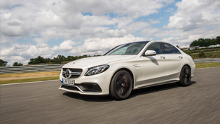 Mercedes-Benz Announced AMG C63 and C63 Sedan for the US Market