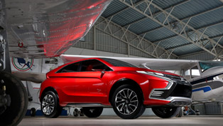 Impressive Mitsubishi XR-PHEV II Concept Goes in Production?