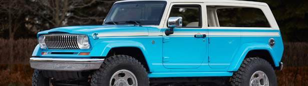 Seven Concepts for Easter Jeep Safari Revealed