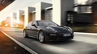 Porsche Introduces More Luxurious and Elegant Panamera Edition