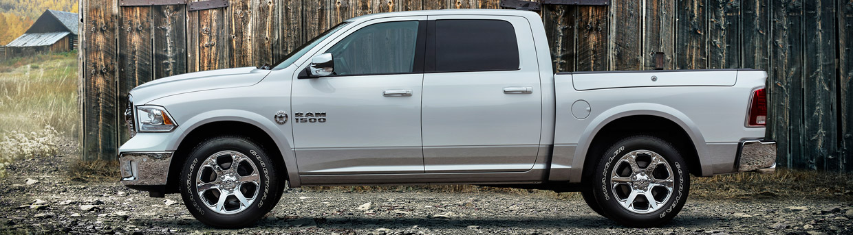 Ram 1500 Texas Ranger Concept Side View