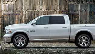 Special Ram 1500 Edition Celebrates the Rangers [VIDEO]