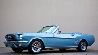 revology cars make the first ever ford mustang replica