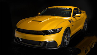 take closer look at saleen's powerful mustang [video]