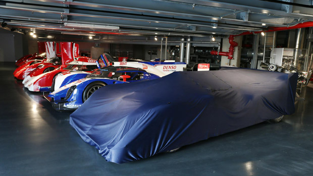 Toyota Racing to Defend Two World Titles at FIA World Endurance Championship
