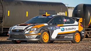 Revolutionary Subaru WRX STI Rallycross CarDebuts in NY