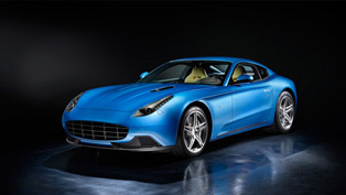 touring superleggera f12 berlinetta lusso inspired by italian golden era