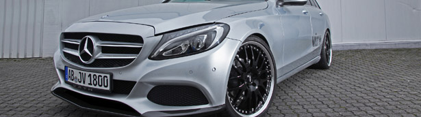VATH Mercedes-Benz C-Class V18 has nearly 200HP to Share