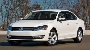 Volkswagen Surprises with Passat Limited Edition