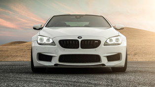 Vorsteiner Releases  GTS-V Package for BMW M6