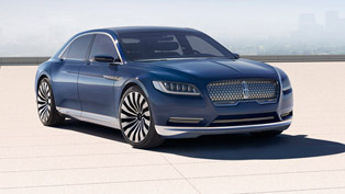 Lincoln Previews the Future of Luxury with Continental Concept