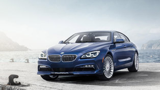 BMW Celebrates 50 Years of ALPINA with the Fastest B6 xDrive Gran Coupe