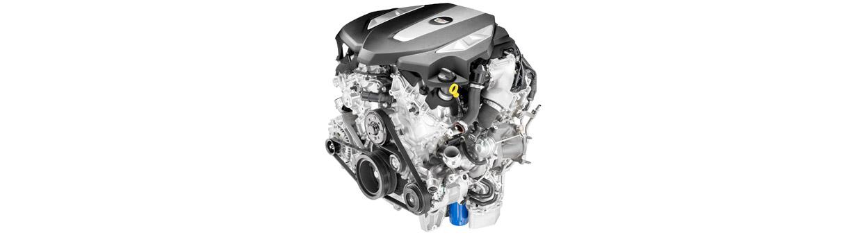 Cadillac CT6 3.0L Twin Turbo Engine