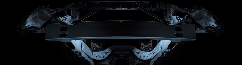 2016 Chevrolet Camaro Architecture Teaser