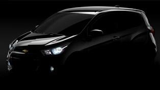 2016 Chevrolet Spark based on Opel Karl Debuts in New York