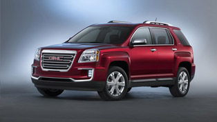 2016 Terrain SUV by GMC Comes Our Way