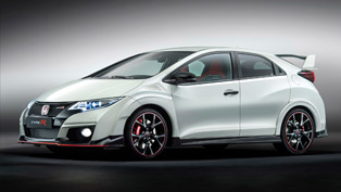 Honda Civic Type R is Finally Here [VIDEO]
