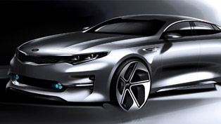 This is the Next Generation Kia Optima