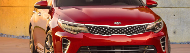 Kia Reveals First Image of 2016 Optima Prior New York Premiere