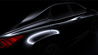 Have a Glimpse at the Next Gen Lexus RX [VIDEO]