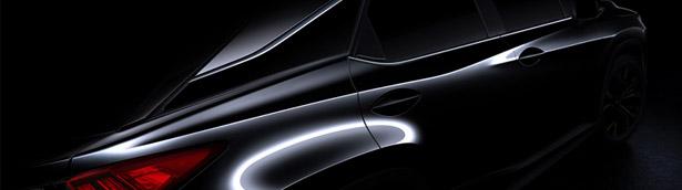 Have a Glimpse at the Next Gen Lexus RX [VIDEO]