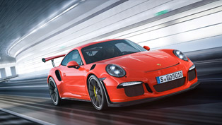 Mystery Solved: Porsche Revealed the 911 GT3 RS in Geneva [VIDEO]