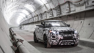 It's Official: Range Rover Evoque Convertible Coming in 2016 [VIDEO]