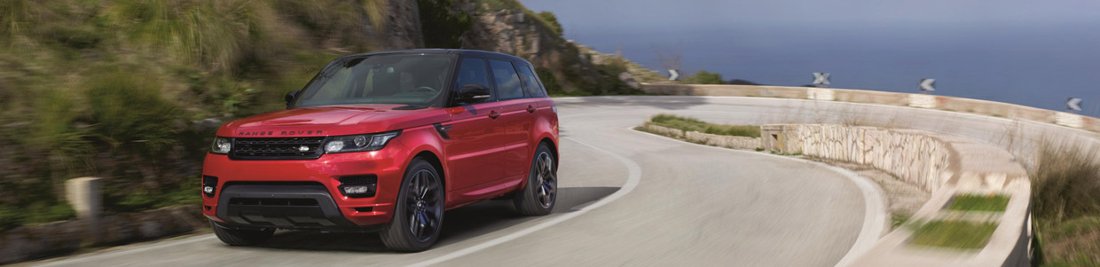 2016 Range Rover Sport HST Limited Edition European Version Showed