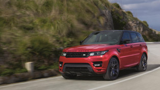 Limited Edition Range Rover Sport HST Debuts in New York
